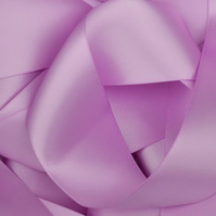 Lilac Satin Ribbon 10mm