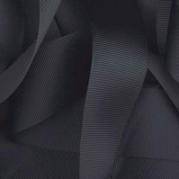 Black Grosgrain Ribbon 10mm