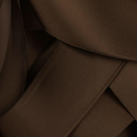 Brown Satin Ribbon 10mm