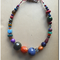 Beads Extravaganza Necklace 2