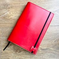 Personalised Handcrafted Leather Journal Cover