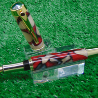 Hand crafted Acrylic Fountain Pen with presentation case