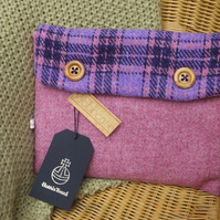 Harris Tweed Ipad & tablet sleeve or bool cover