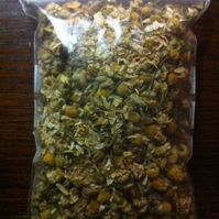 Chamomile flowers Witches Herbal Ritual Magic