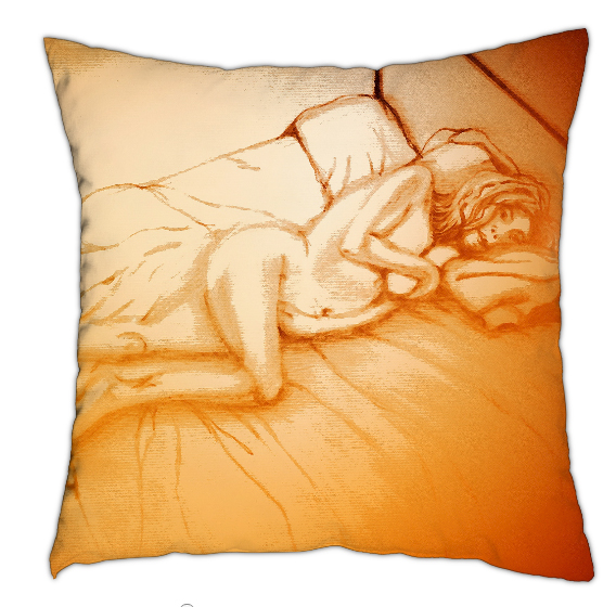 Morning Light - Cushion 40cm x 40cm