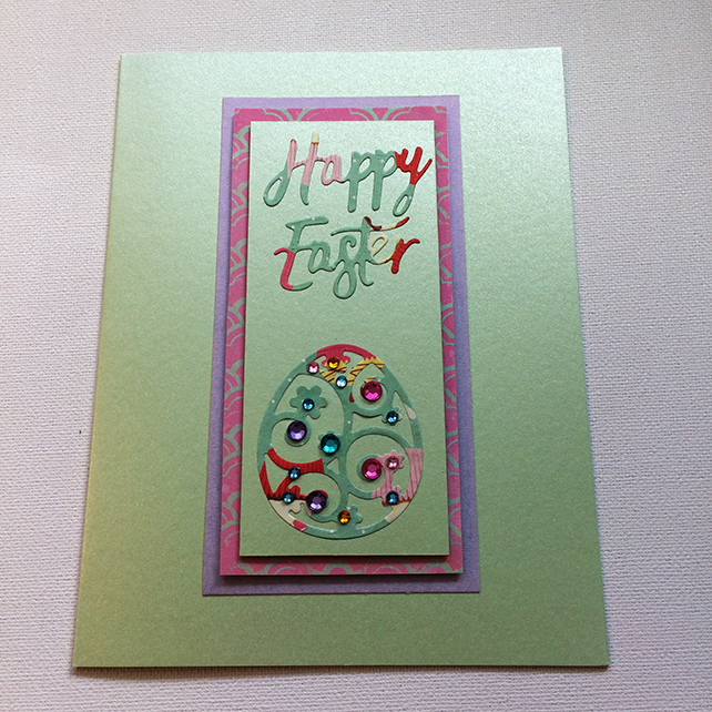 Card- Happy Easter