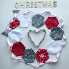 Christmas bunting decoration