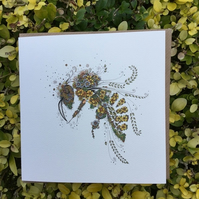 6 x Honey Bee cards offer