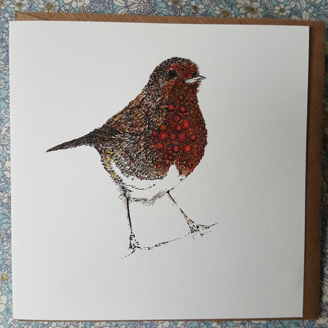 12 x Robin Greeting cards OFFER