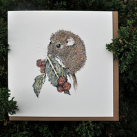 Dormouse Greeting card