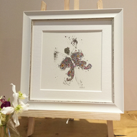 Small Framed Child Dancing Fairy