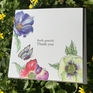 Really Grateful, Thank you Greeting Card