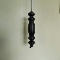 Ornate Light Pull & Cord ...........Wrought Iron(Forged Steel)Ornate Light Pull