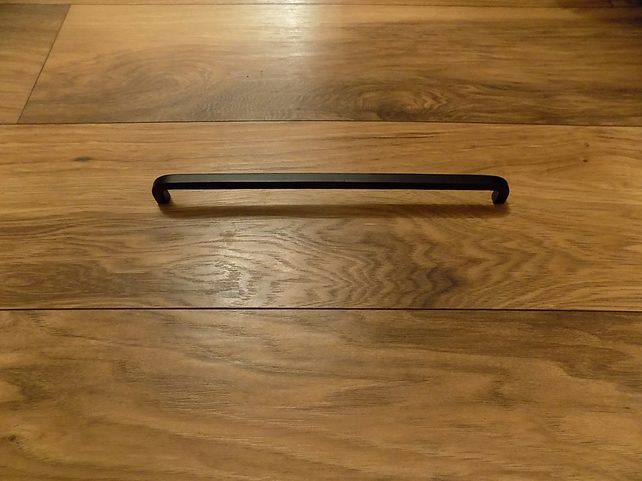 Cabinet Handle..................Wrought Iron (Forged Steel) Custom..UK Free Post