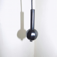 Light Pull & Cord...................................Wrought Iron (Forged Steel)