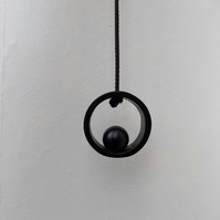 Light Pull & Cord...............Wrought Iron (Steel) UK Free Post