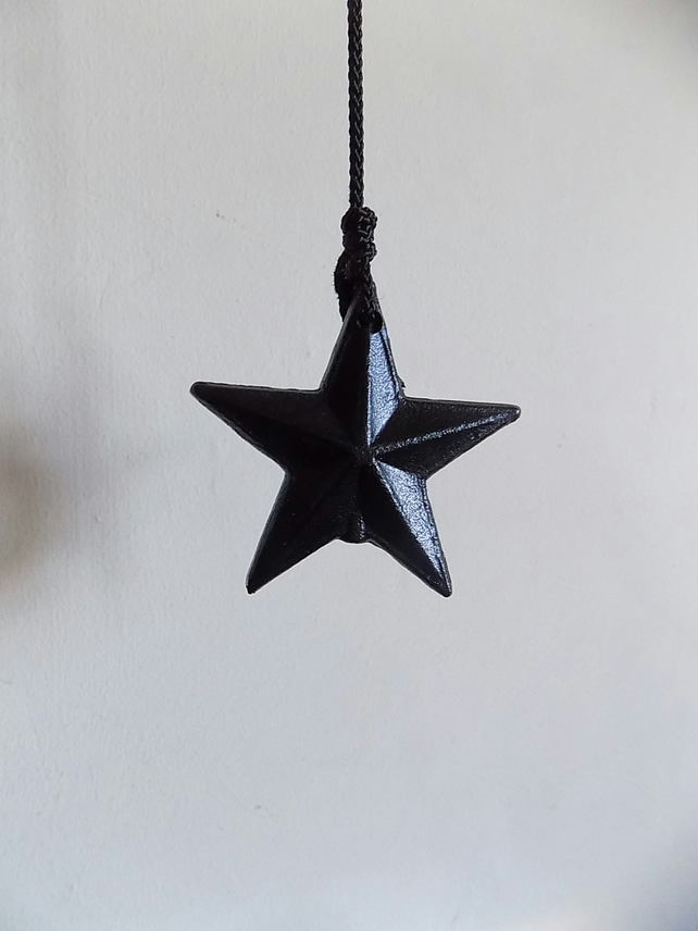 Star Light Pull.................Wrought Iron (Forged Steel) With Pull Cord