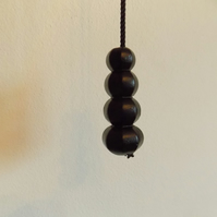 Light Pull & Cord...............Wrought Iron (Steel) Hand Made..UK Free Post