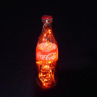 Coca Cola Amber Bottle Light