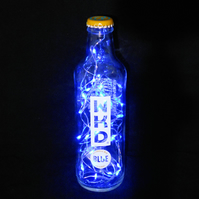 WKD Blue Bottle Light