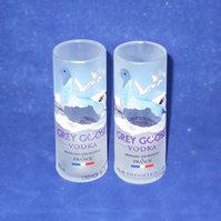 Grey Goose Shot Glasses