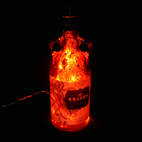 Kraken Amber Bottle Light