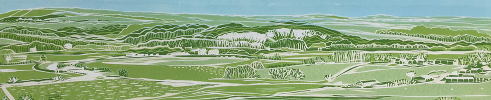 Rosemary Jones Artist-Printmaker