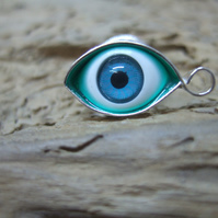 Small Eye Lapel Pin No. 3
