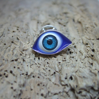 Small Eye Lapel Pin No. 5