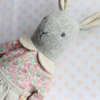 Reserved for Jude. Mrs Rabbit - Liberty Betsy Ann pale pink