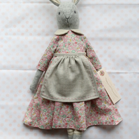 Mrs Rabbit - Liberty Betsy Ann pale pink