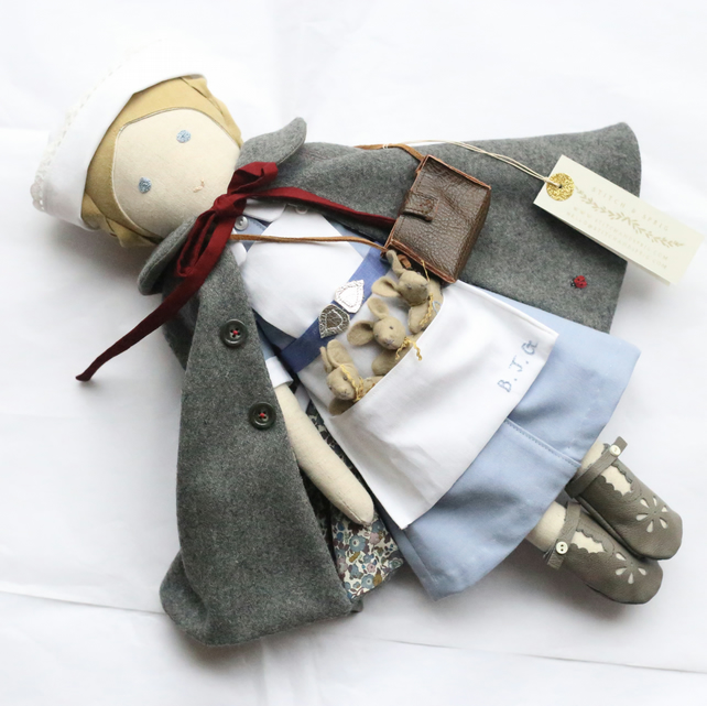Reserved Listing for Geraldine - Nurse Doll