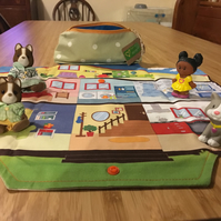 Doll's House Travel Play Mat