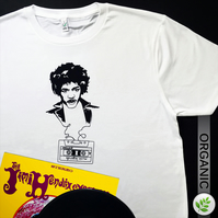 Music Legends: Jimi Hendrix UNISEX T Shirt