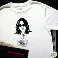 Music Legends: Ozzy Osbourne UNISEX T Shirt