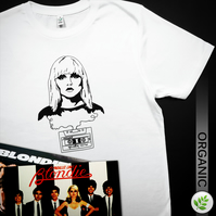 Music Legends: Debbie Harry UNISEX T Shirt