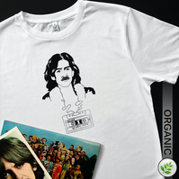 Music Legends: George Harrison UNISEX T Shirt