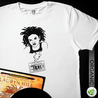 Music Legends: Lauryn Hill UNISEX T Shirt
