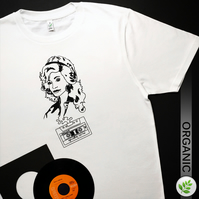 Music Legends: Dolly Parton UNISEX T Shirt