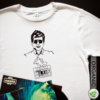 Music Legends: Noel Gallagher UNISEX T Shirt