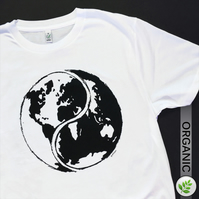 "Earth Day 2017: Terra UNISEX T Shirt (with FREE ""save the bees"" seed pack)"