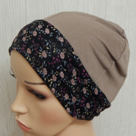 Chemotherapy cap cotton jersey skull hat cancer bonnet hair loss head wrap