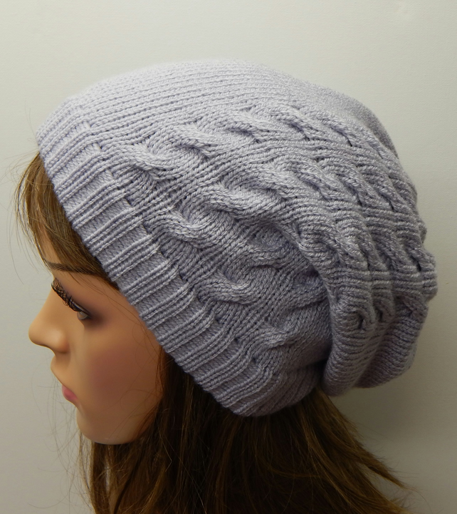 b090143314b8a Knitted women hat