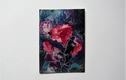 ACEO Rose Paintings.
