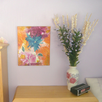 Dolls House Flower Painting 006.