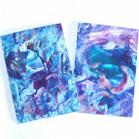 (Pack of 2) Birthday Greeting Cards 009.