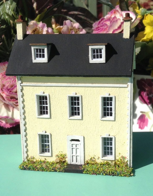 144th, dolls house, micro, miniature, mansion,
