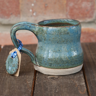 A little stoneware mug