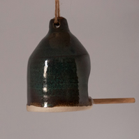 Ceramic bird feeder (2)