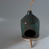 Ceramic bird feeder (3)